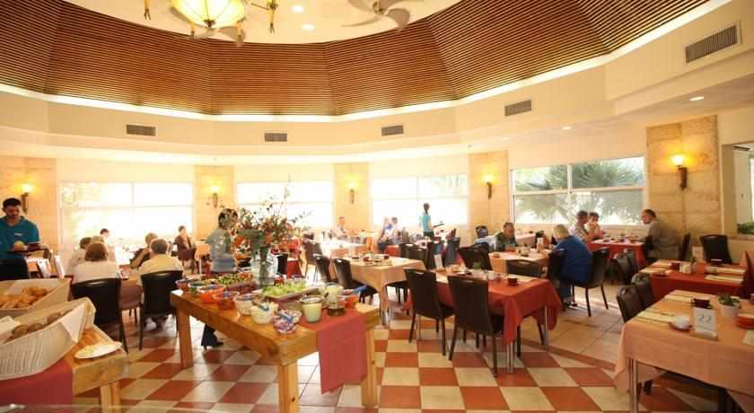 חדר אוכל מלון עין גדי