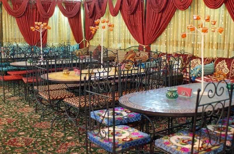 חדר אוכל ביאנקיני