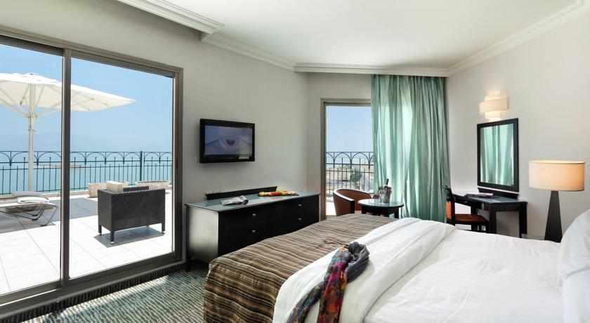 חדר נוף לים מלון דניאל