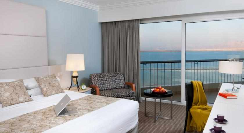 חדר זוגי מלון דיוויד ים המלח