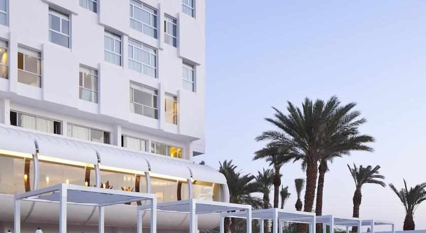 בית המלון גנים בים המלח