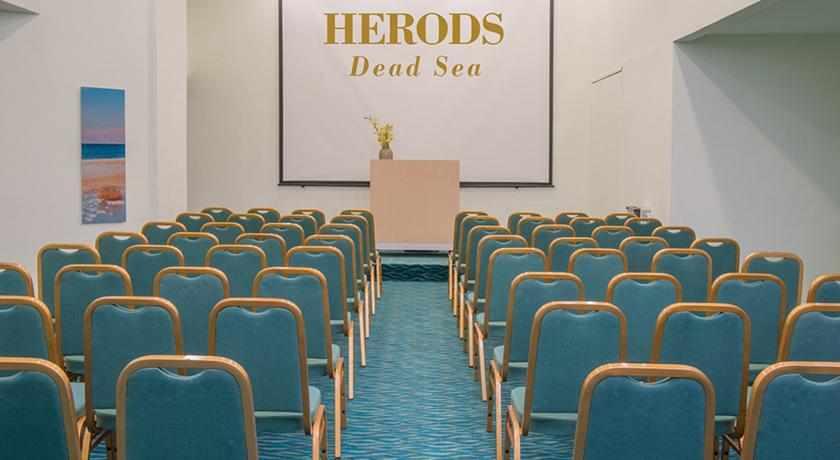 כנסים ואירועים הרודס ים המלח