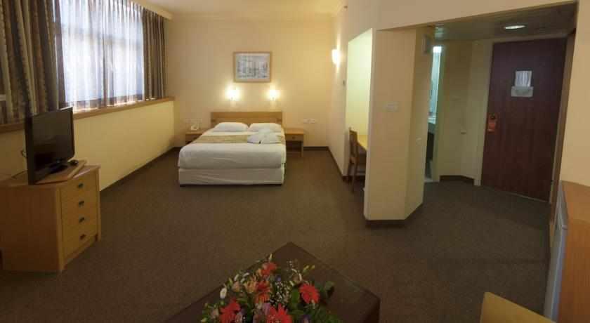 חדר זוגי מלון ענבר ערד