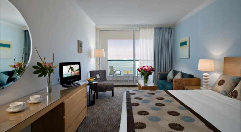 חדר נוף לים מלון ישרוטל