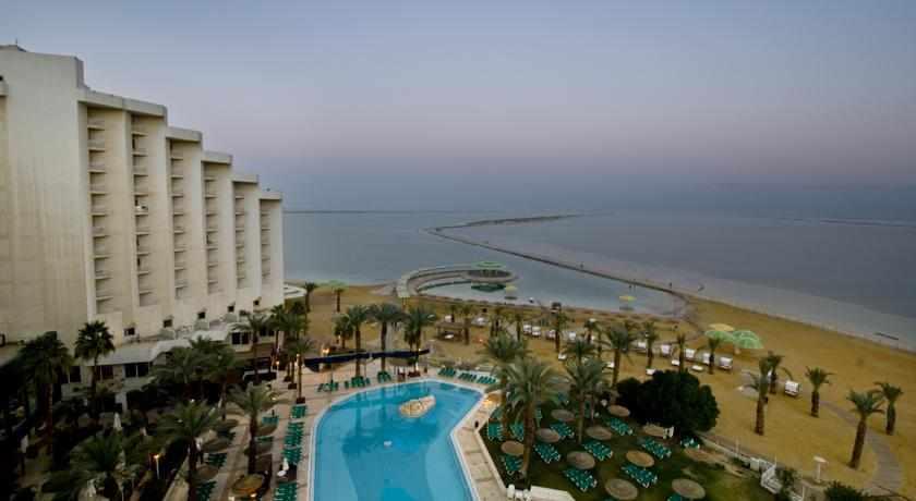 נוף מלון לאונרדו קלאב