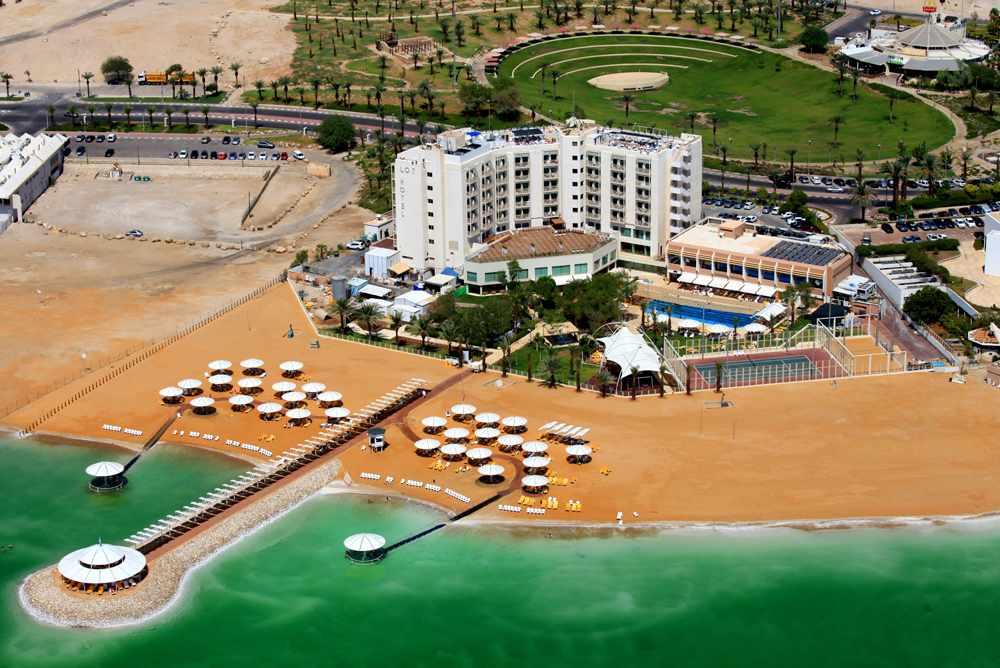 בית מלון לוט ים המלח