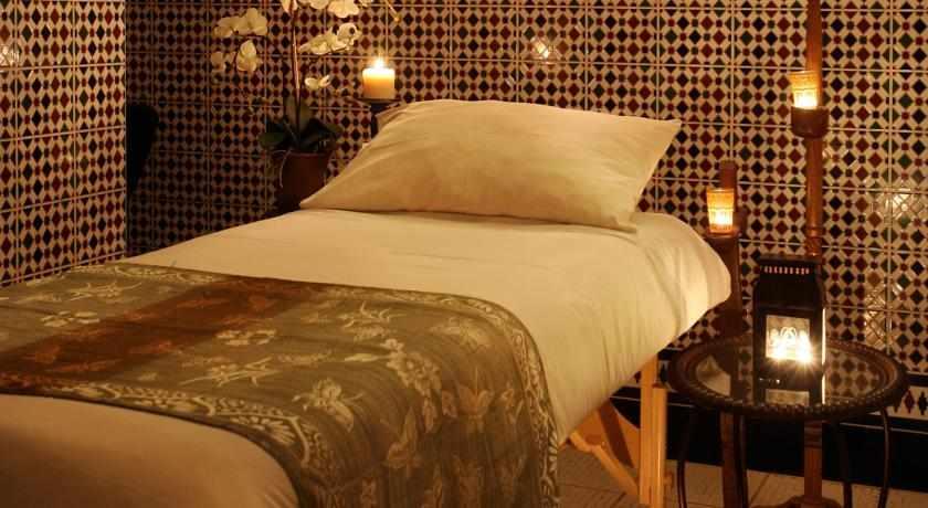 חדר טיפולים מלון ספא קלאב