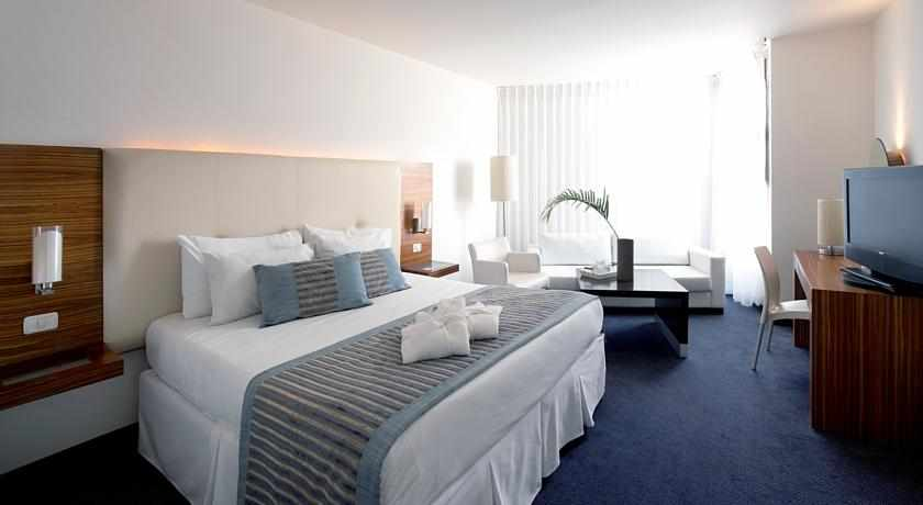 חדר זוגי מלון ספא קלאב