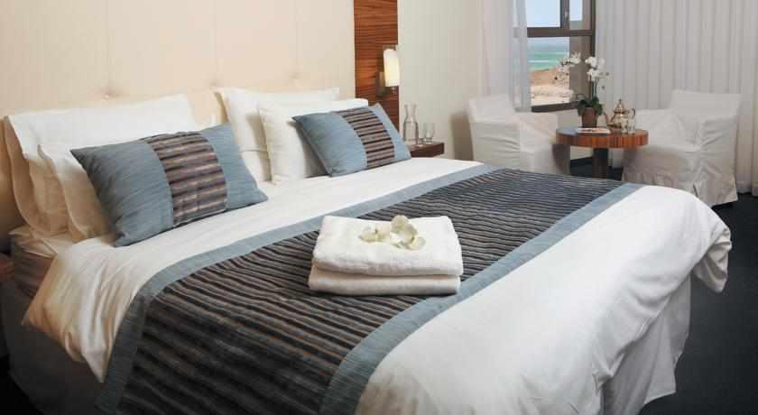 חדר מלון ספא קלאב ים המלח